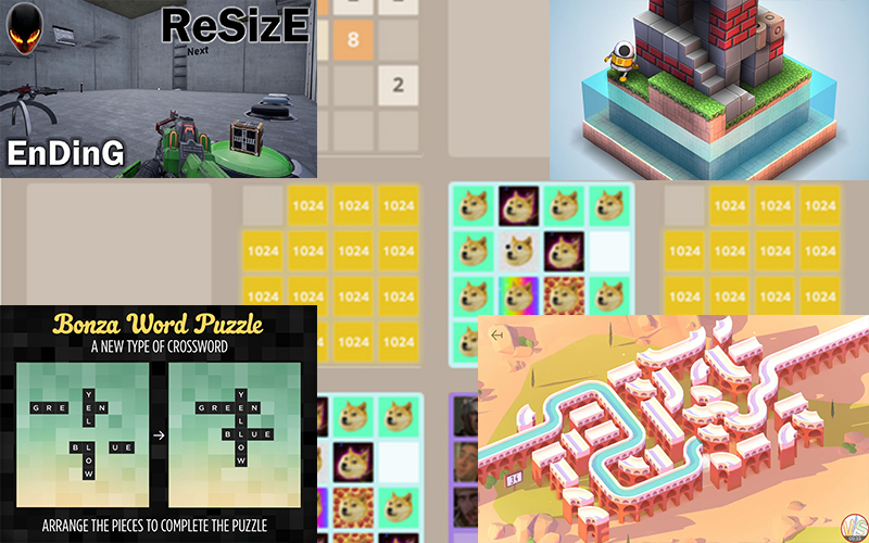 trending android puzzle game to download for free