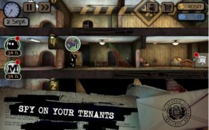 Beholder free apk - an adventure-strategic game like game of thrones
