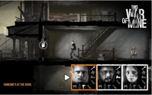 This War of Mine apk - an adventure-puzzle game like game of thrones