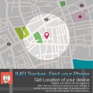 IMEI Tracker - Find my Device apk App