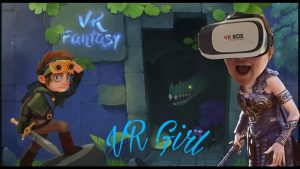 VR Fantasy android game