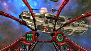 VR Space - The Last Mission apk game