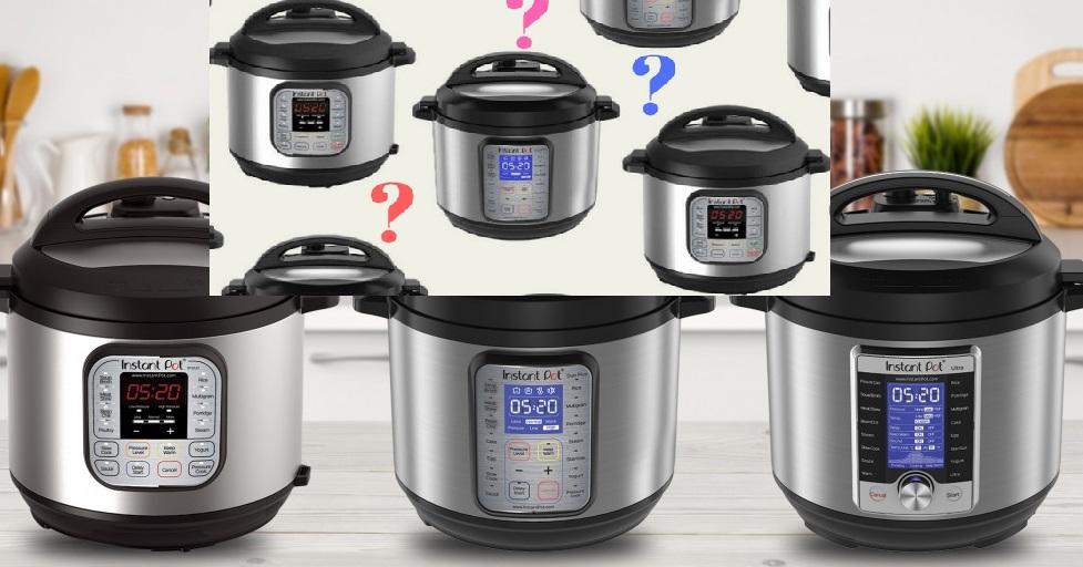 best instant pots to buy online