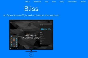 Bliss android game emulator for pc