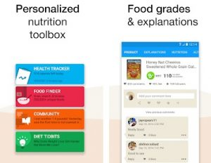 Fooducate best weight loss and calorie counting app