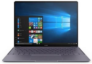 Huawei MateBook 13 - best coding and gaming pc