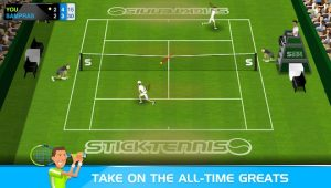 Download Stick Tennis android game