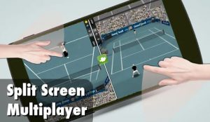 Tennis Champion 3D best multiplayer apk
