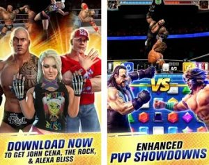 WWE Champions 2019 best wrestling puzzle game