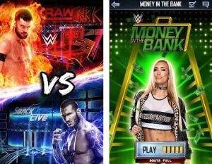WWE SuperCard Multiplayer Android Game