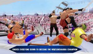 World Wrestling Mania best multiplayer offline apk game
