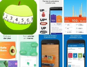 best fitness weight loss and calorie counter free android apps