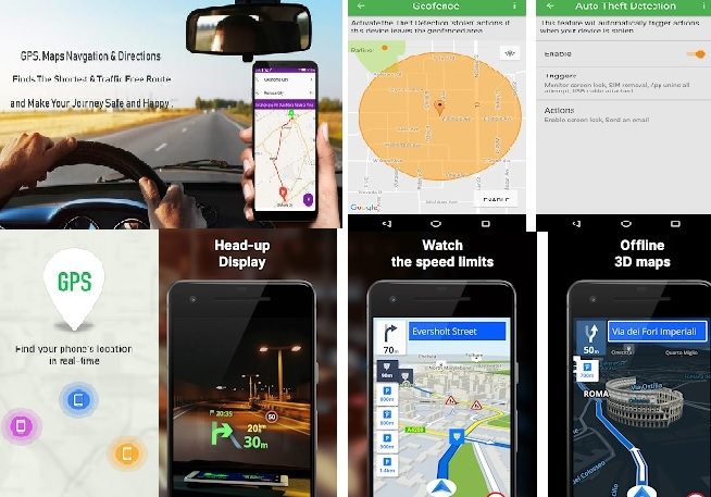 download best gps navigatio and android tracking apps for free