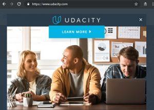 udacity - for long term convenient web development courses