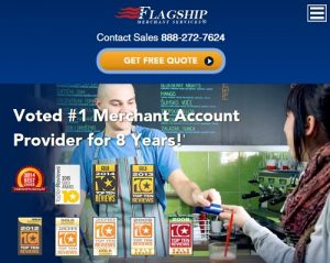 Flagship best merchant account provider