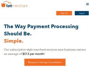 fattmerchant best subscription style payment gateway