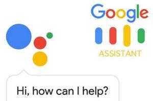 google assistant speech to text software