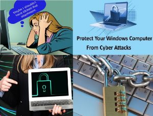 how to protect your pc from virus and cyber threats