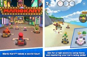 Mario Kart Tour best girl apk action game