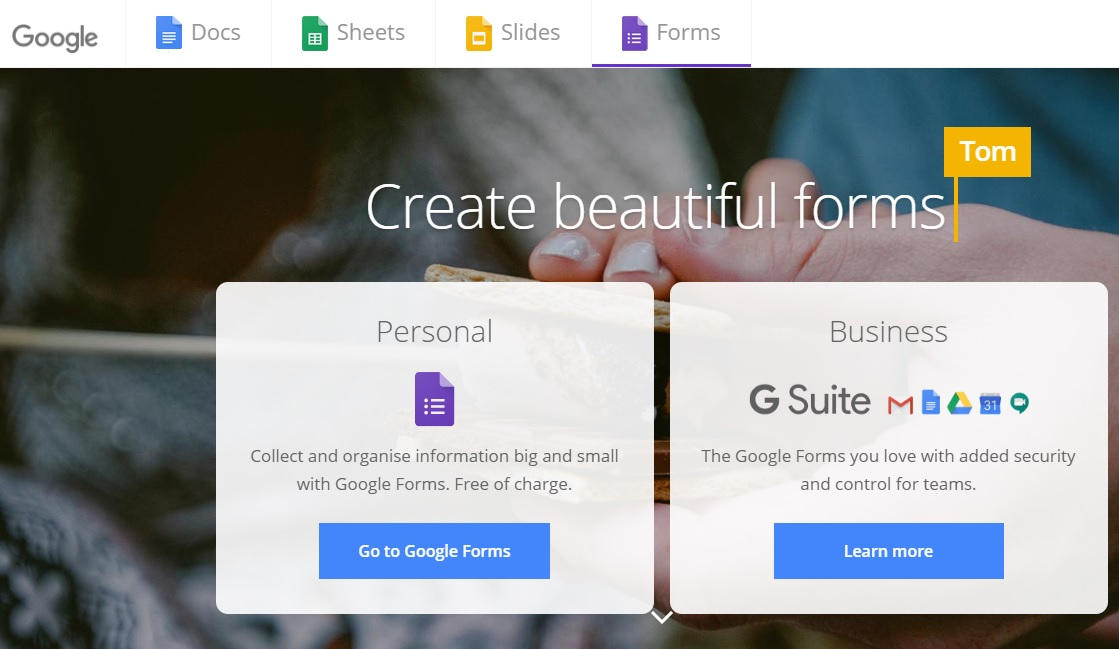 step by step guide to creating google forms