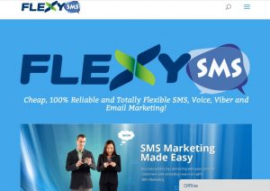 Flexy SMS- the best sms voice and email marketing tool