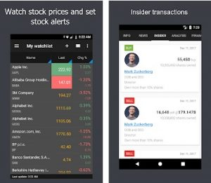 jstock app for android