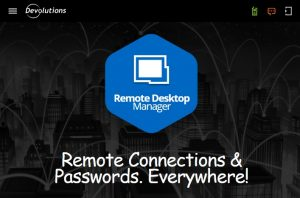 How to Download and use Remote Desktop Manager Tool