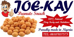 joe-kay peanut label