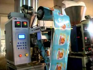 peanut packaging and sealing machine - all in one