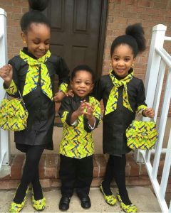 a fashion idea for two sisters and their brother - africanankarastyle blogspot