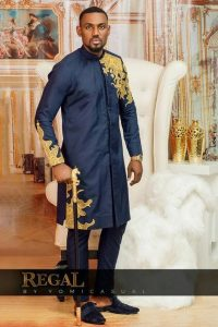 a regal royal senator for men with embroidery - bestystyles