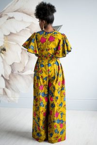ankara jumpsuit style for teenage girls - kuwala co