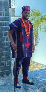 aso oke short sleeve agbada for real men - etsy