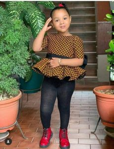 big ladies ankara blouse style for kid girls - etsy