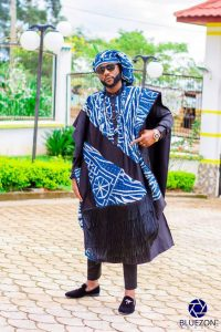 cameroon african prints agbada style - mammypi