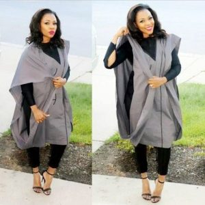 classic ankara agbada style for fair ladies - guesslinksglobal
