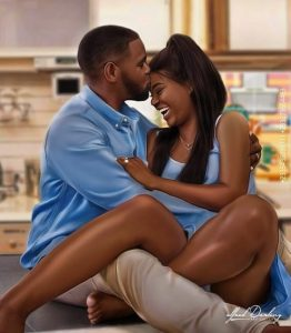 curdle her with both of you sitting while you kiss her fore head - blog myhelps us