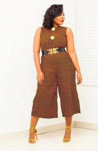cute mums simple three quarter ankara jumpsuit with belt - etsy