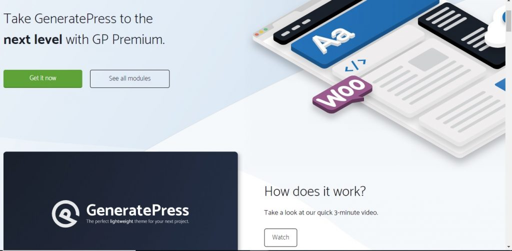 generate press wordpress premium themes