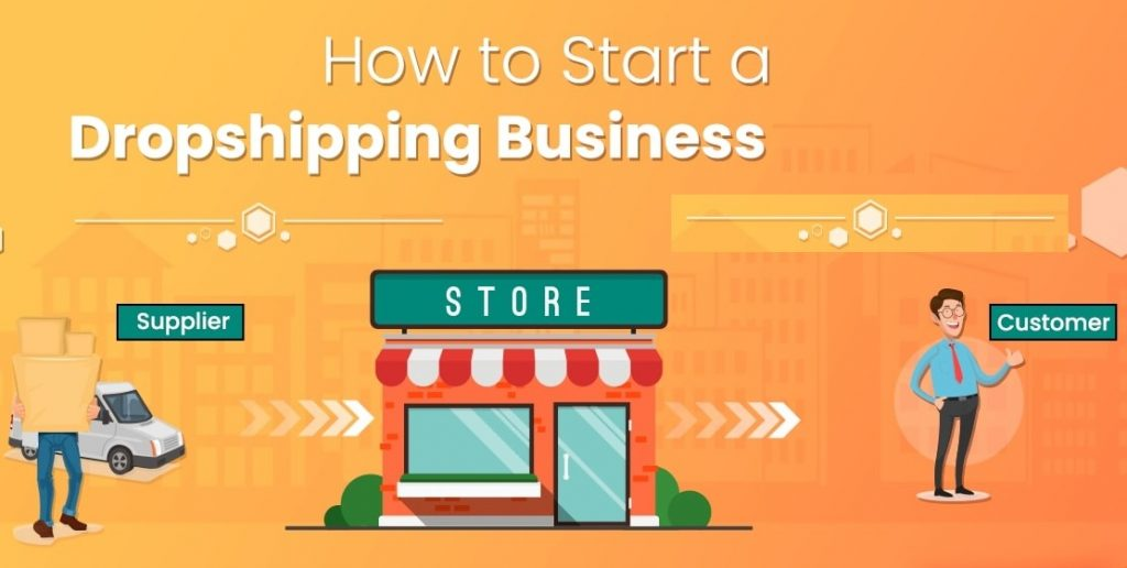 guides on how to start dropshiping business online
