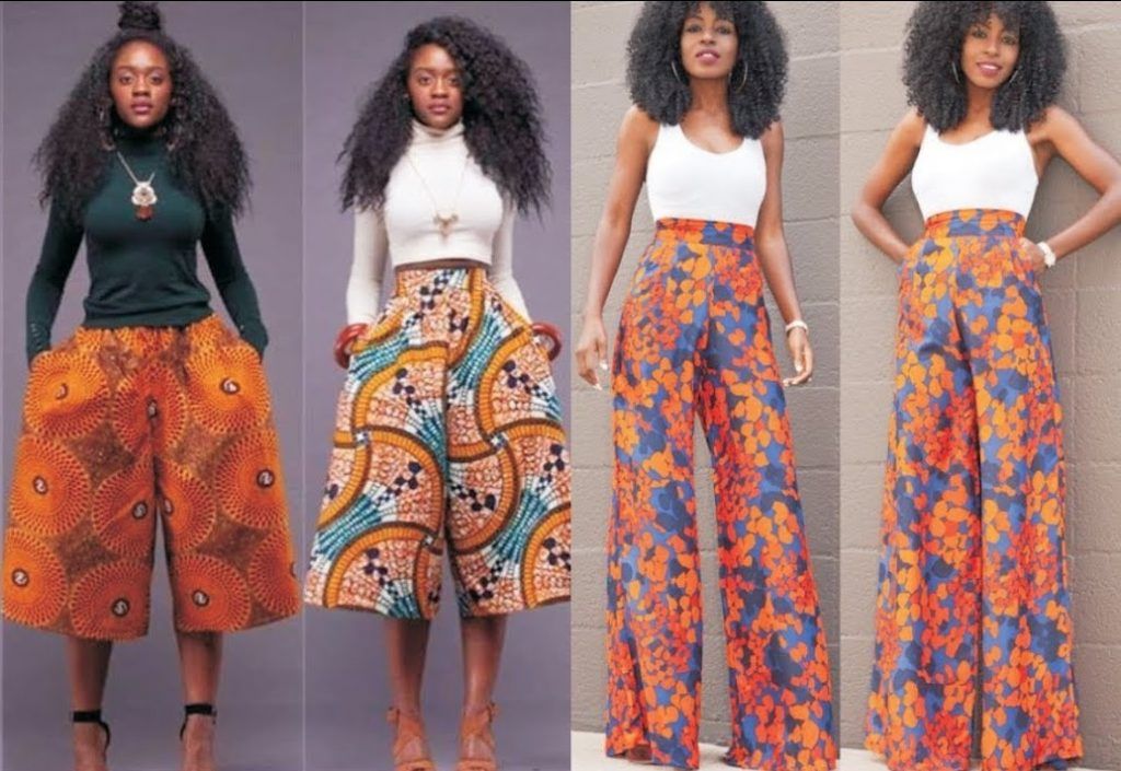 latest ankara palazzo pant fashion styles - youtube