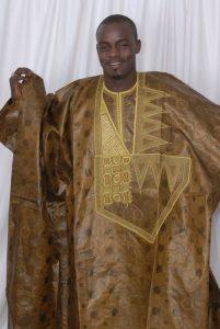matured men ankara agbada with cute embroidery - afroculture net