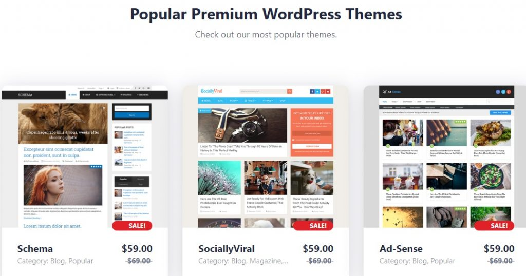 my theme shop premium wordpress themes