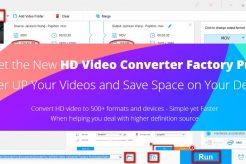 new hd video converter factory pro