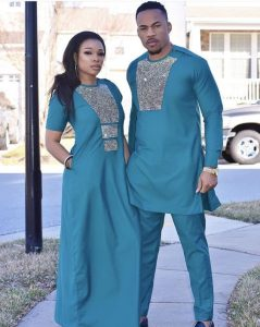 outstanding plain ankara outfit for young couples with unique design - etsy