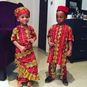 pageantry african style for young kids - afrocosmopolitan