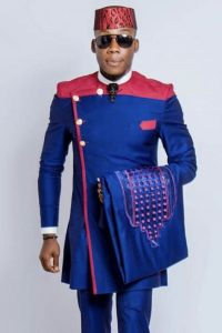 real senators ankara style with optional agbada - blog stylishgwinafrica