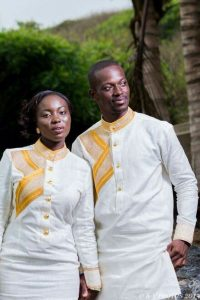special festive senator fashion idea for couples - momoafrica