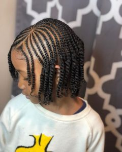 stylish curly natural braids hairstyles that any kid will love - hairstyle fikirevreni net