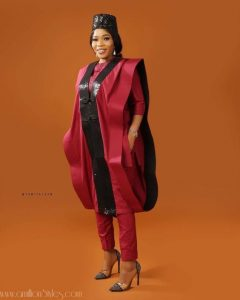 sweet ladies ankara agbada idea for special occasions - amillionstyles